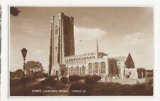 Lavenham Church, Judges Postcard, A850