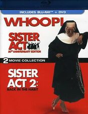 Sister Act/Sister Act 2 [20th A (2012, Blu-ray NEUF) BLU-RAY/WS/20th Anniv. ED.3