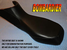 Bombardier Can Am DS650 New seat cover 2000-07 CanAm DS 650 Black 815C