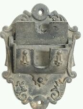 Cast Iron Norko Foundary Match Safe PottsTown PA
