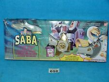 POWER RANGERS MIGHTY MORPHIN POWER WHITE TIGER SABA BOXED 659