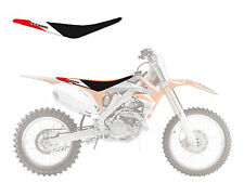 BLACKBIRD HONDA CRF 250 2014 2015 COPERTINA SELLA GRAFICA DREAM 3 GRAPHICS NERO
