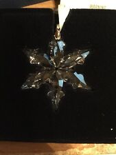 Swarovski Christmas Little Star Ornament  2015 # 5100235  New In Box