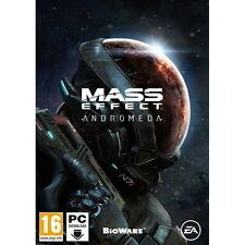 Mass Effect Andromeda PC Game (Pre-order Bonus DLC) Brand New