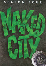 Naked City: Season 4 2014 by Image Entertainment EXLIBRARY