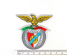 kiTki Portugal S.L. Benfica soccer football iron-on embroidered patch emblem