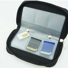 Bags Wallet Case Box Memory Card Storage Carrying Pouch for CF/SD/SDHC/MS/DS