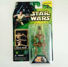 "HASBRO STAR WARS DISNEY STAR TOURS "" WEG-1618 "" - Super RARE"