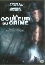 DVD LA COULEUR DU CRIME - Samuel L. JACKSON / Julianne MOORE
