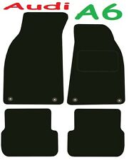 Audi a6 Tailored Deluxe Quality Car Mats 2004-2011 Saloon Estate
