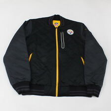 NIKE NFL PTTSBURGH STEELERS DESTROYER REVERSIBLE BLACK YELLOW SZ M 484022 010