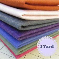1 Yard Merino Wool blend Felt 35% Wool/65% Rayon - Cut to order
