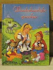 Wonderbaarlijke sprookjes - 7 gebundelde sprookjes met illustraties - 112 pagina