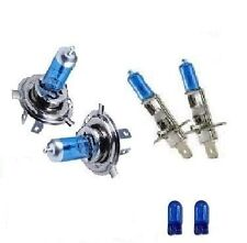 XENON WHITE BULB KIT VW Golf mk3 inc GTi -98 H4 H1