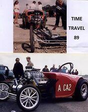 British Drag Racing History DVD... 1966- 71 Santa Pod Elvington Martlesham Heath