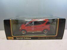 Maisto 1:18 Mercedes-Benz A-Class Special Edition DieCast Car
