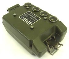 Military 24V 6 Cell Storage Battery, Azimuth Surveying Equipment PN 522894 USED