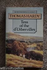 Thomas Hardy: Tess of the d´Urbervilles. Wordsworth Classic. Verfilmt v.Polański