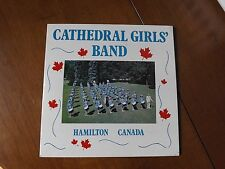 "Circa 1960 ""Hamilton Cathedral Girls Band"" Record 33RPM 45 Size"