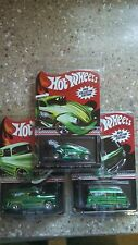 2012 Hot Wheels Mail-in lot of 3! Dodge A100, Drag Beetle, Panel! Free Shipping!