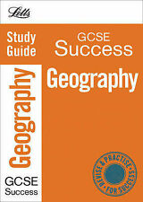 GCSE Success Geography Study Guide,VERYGOOD Book