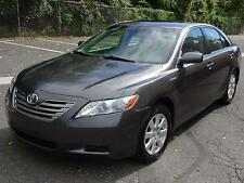 Toyota : Camry HYBRID FULLY LOADED! 1-OWNER! CLEAN CARFAX!