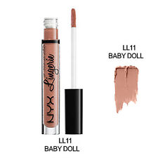 NYX Lip Lingerie BABYDOLL Matte Liquid Lipstick Waterproof Lip Gloss Makeup N11