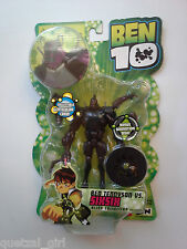 Ben 10 Ben Tennyson SIXSIX Action Figure with Collectible Lenticular Card NEW