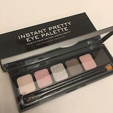 Bobbi Brown Instant Pretty Eye Palette - 6 Color Shadow & Brush ~ New In Box