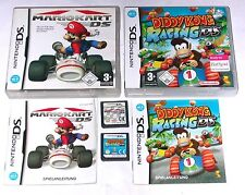 Giochi: Mario Kart + Diddy Kong Racing per Nintendo DS + LITE +3ds + XL #14
