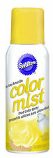 Color Mist Food Color Spray from Wilton - 11 Colors to Choose From