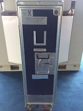 Swiss airline, Trolley, Aircraft cart, halfsize, bar, regalo, veneno