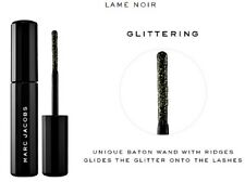 Marc Jacobs Lame Noir Ultra Glittering Mascara Top Coat - NEW, Profess. Makeup