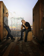 Wentworth Miller & Dominic Purcell (39551) 8x10 Photo