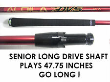 Titleist Senior Long Drive Driver SHAFT 917 910 913 915 ALDILA DVS 65+ADAPTER
