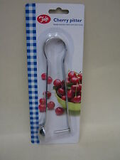 New Tala Nickel Plate Cherry Olive Stones Pitter 7014