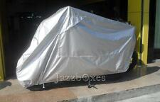 XXL Silver Motorcycle Outdoor Cover For Harley Davidson V-Rod Night Street V Rod