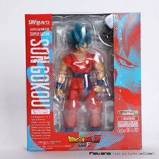 SHFiguarts Dragon Ball Z Resurrection F Son Gokou PVC Action Figure Collectible