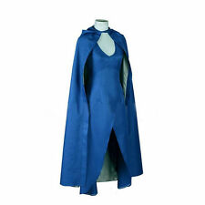 Fashion Game of Thrones Daenerys Targaryen Dress Costume Women Halloween Cosplay