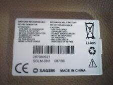 Battery for Sagem MYC-4, MYC-4, MYC4, MYC52, MYC5-2T, MY100X, MY101X ( 287080921