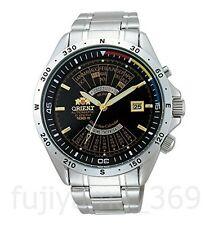 ORIENT SEU03002BW Automatic Multiyear calendar Watch Express shipping from Japan