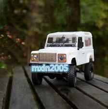 1:10 RC Cars Of Simulation Land Rover Defender D90 Body Kit Hard Plastic