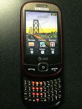 Samsung Flight SGH-A797 - Red (AT&T) Cellular Phone