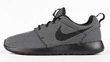 NIKE ROSHE ONE PREMIUM Running Trainers Shoes Gym Casual - UK 8 (EUR 42.5) Black