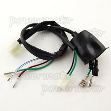 Wiring Harness Loom For CRF50 Chinese 50cc-160cc Kick Start Pit Pro Dirt Bike