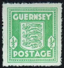 Kanalinseln Guernsey Mi.Nr. 1 g postfrisch geprüft BPP Mi.Wert 18€ (5454)