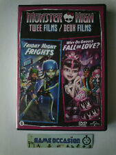MONSTER HIGH DEUX FILMS /  DVD
