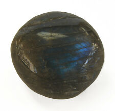Grade A Big Size Thick Labradorite Tumbled Polished Natural Stone
