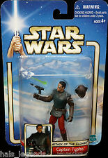 Star Wars Attack of the Clones CAPTAIN TYPHO Padme's head of security. New!