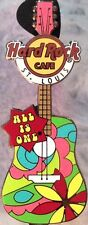 Hard Rock Cafe ST. LOUIS 2013 GROOVY MANTRA Guitar Series PIN ALL IS ONE #71711